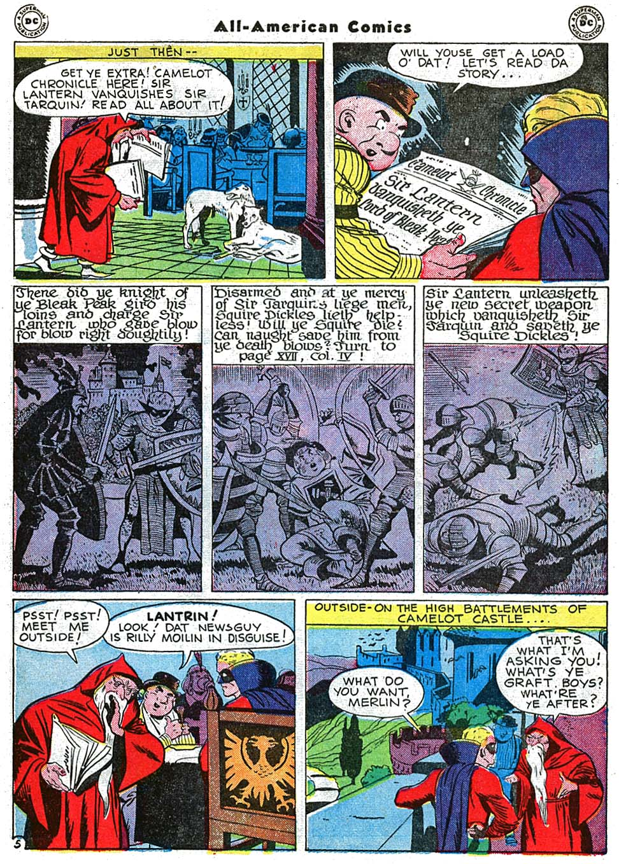Read online All-American Comics (1939) comic -  Issue #72 - 7