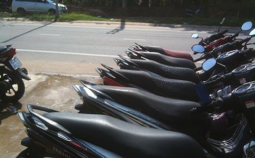 Cho thuê xe máy tại 106 Trần Hưng Đạo Dương Đông Phú Quốc Kiên Giang Việt Nam