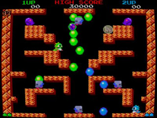 Bubble Bobble Game Download Free For PC Full Version