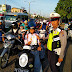 Ini Alat yang Dipakai Satlantas Polres Tabalong Dalam Sosialisasi Millennial Road Safety Festival