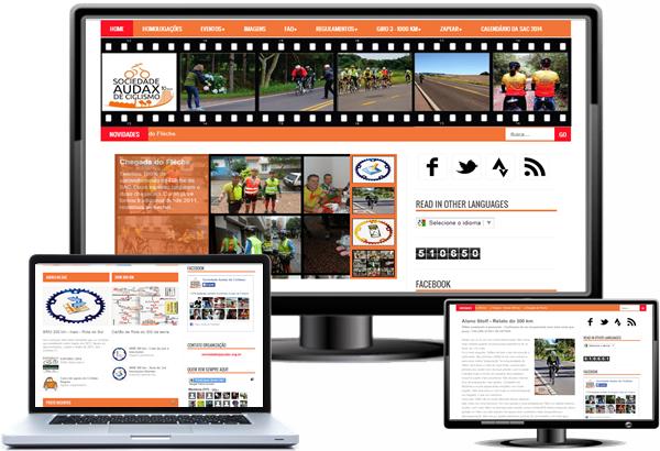 Blog Sociedade Audax de Ciclismo