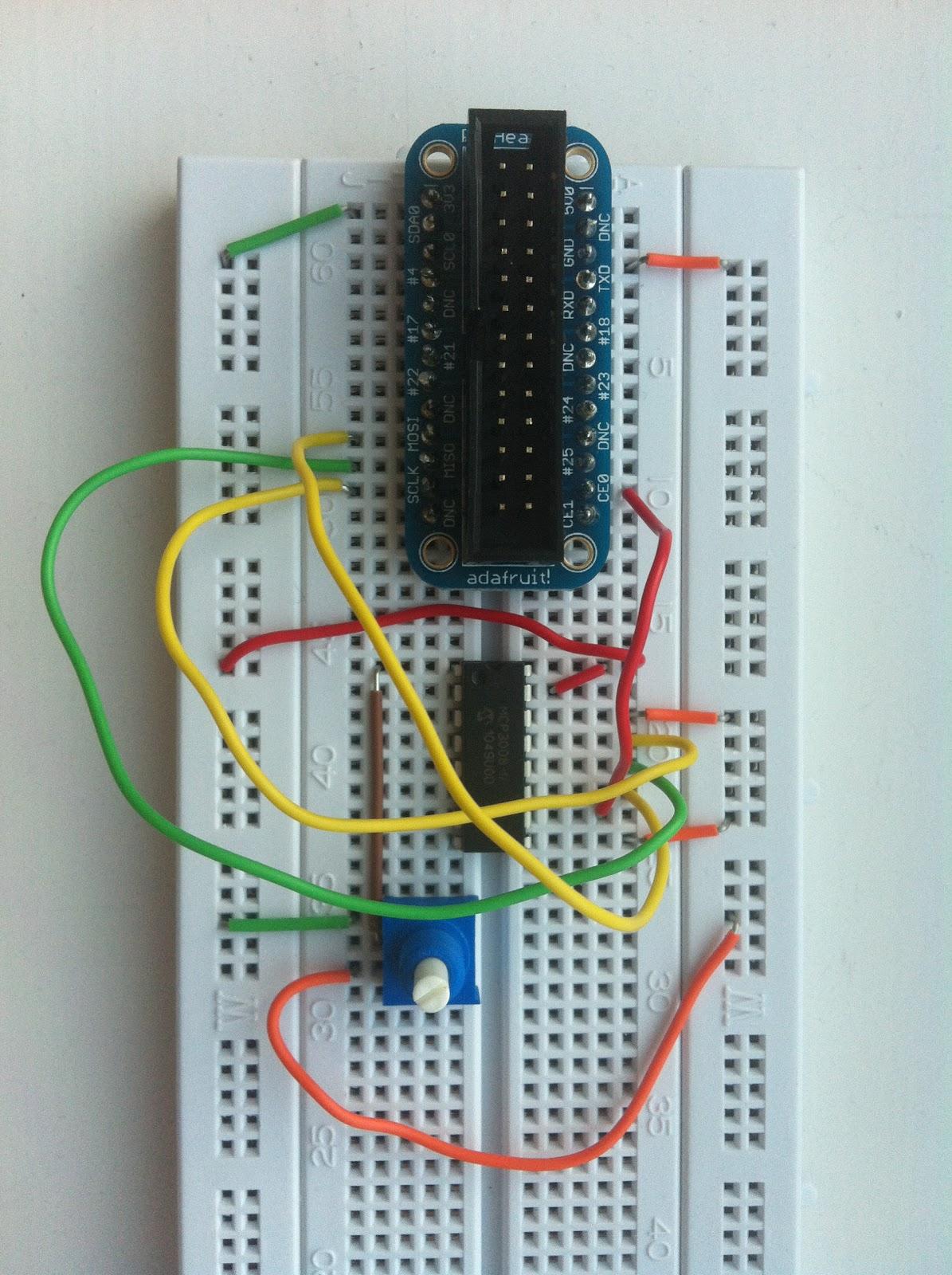 Jeremy's Blog: Raspberry Pi page