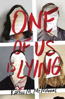 letmecrossover_blog_michele_mattos_blogger_blogueira_brasileira_one_of_us_is_lying_book_booktube_YA_murder_mystery_high_school
