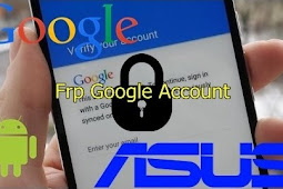 Frp Google Account Asus Zenfone Go X014D