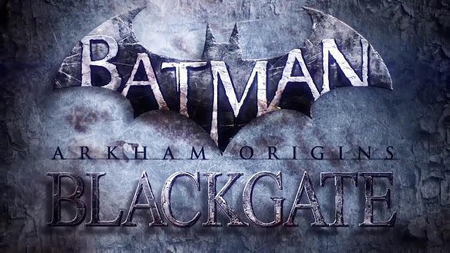 Batman: Arkham Origins Blackgate (Delux Edition)