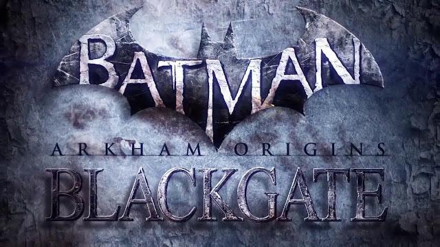 Batman: Arkham Origins Blackgate (Delux Edition)