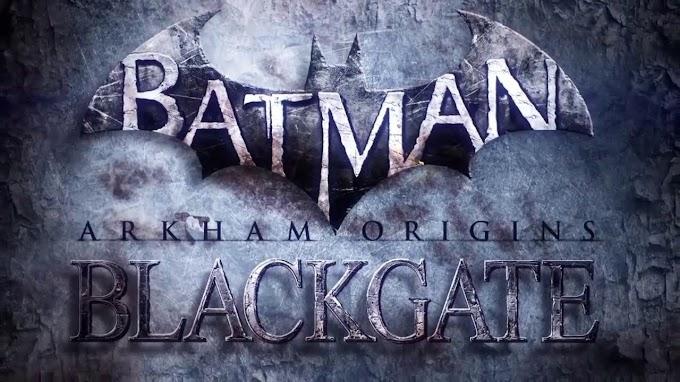 Batman: Arkham Origins Blackgate [Deluxe Edition] (U) PC