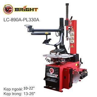 Máy làm lốp xe con Bright LC-890A+330A