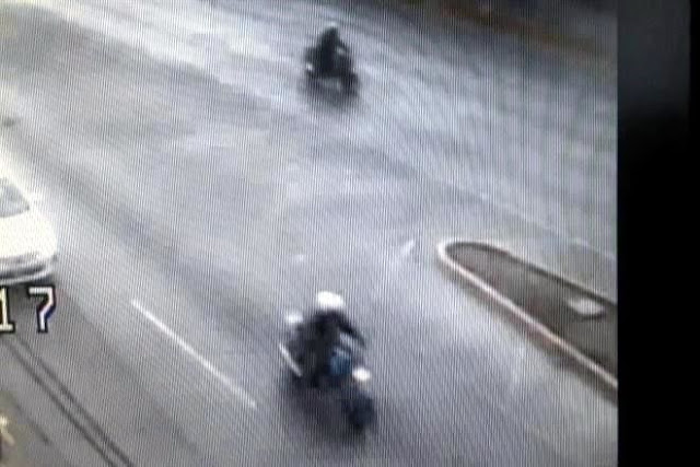 Le roban casi 300 mil pesos y acusa complicidad de un policía de la CDMX
