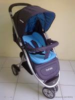 2 Kereta Bayi BabyDoes CH150 Hill - Buggy