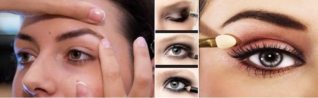 ojos maquillajes