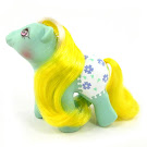 My Little Pony Baby Sunnybunch Year Seven Baby Fancy Pants Ponies G1 Pony