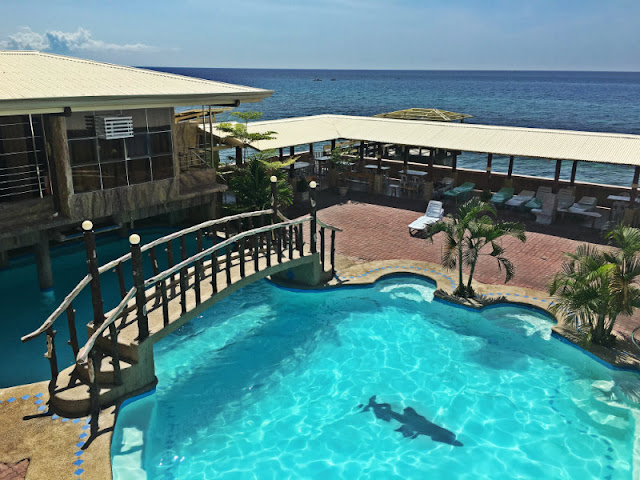 Ging-Ging Hotel and Resort - Looc, Oslob, Cebu