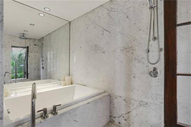 a casa incrivel de Lenny Kravitz 07 - As aparências enganam. Esta casa impressiona pelo seu interior.