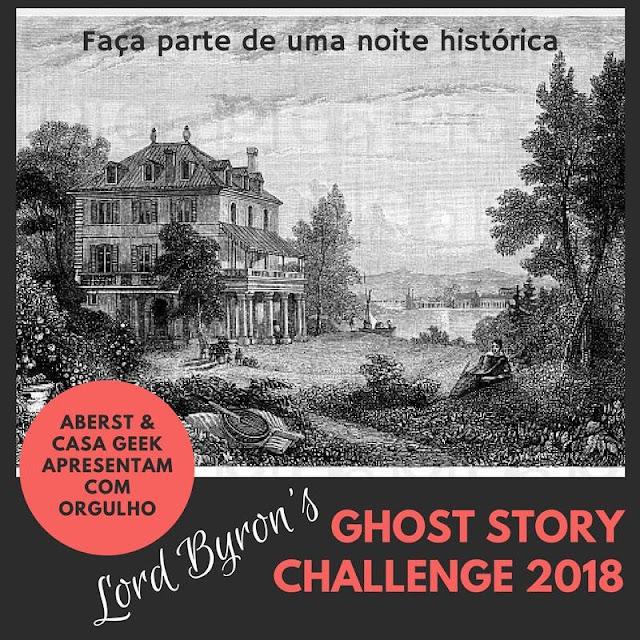 [DIVULGAÇÃO] Ghost Story Challenge