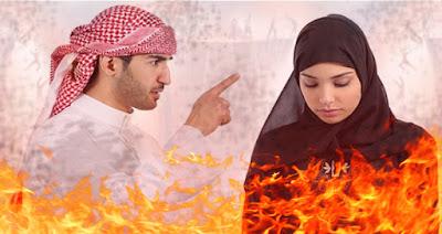 Istri yang Jerumuskan Suaminya Ke Dalam Dosa
