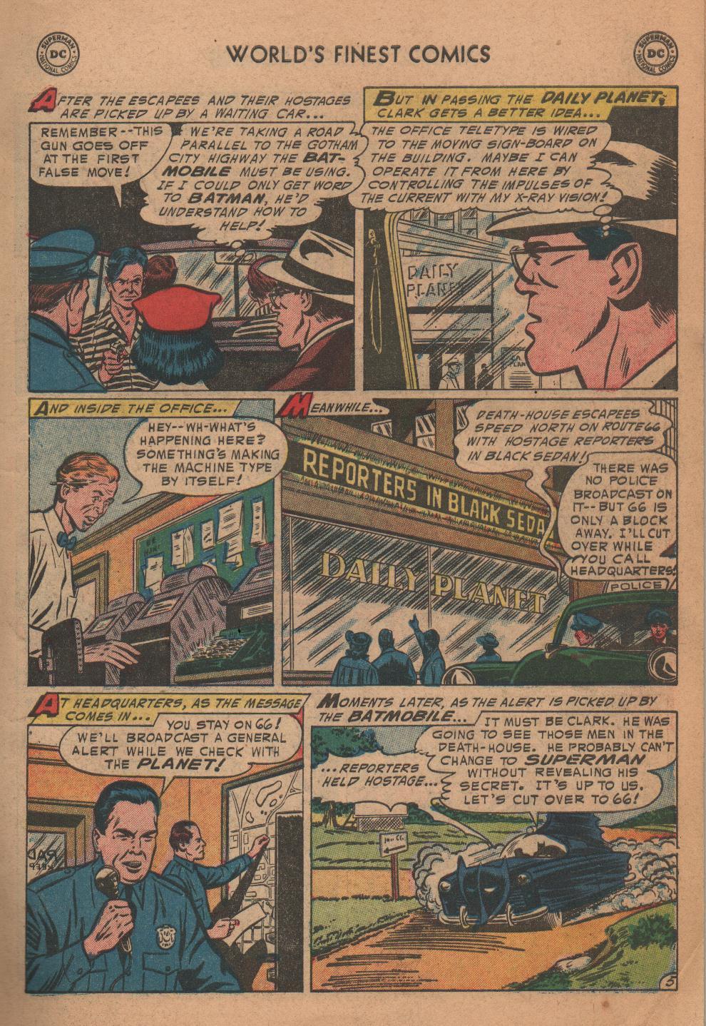 Read online World's Finest Comics comic -  Issue #72 - 7