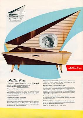 The Kuba Komet Entertainment System