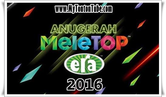 Anugerah Meletop ERA AME 2016