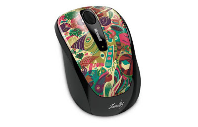 Microsoft Mouse Artist's Series - 01