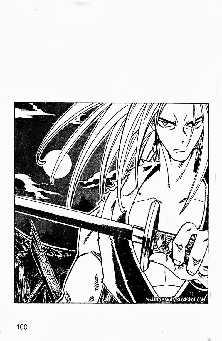 Shaman King [Vua pháp thuật] chap 128 trang 4