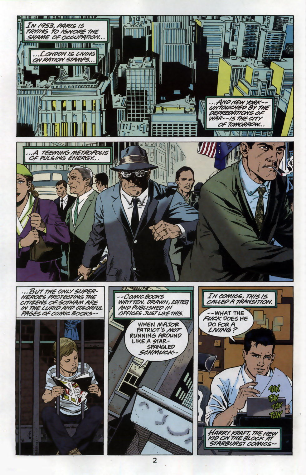 Read online American Century comic -  Issue #25 - 3