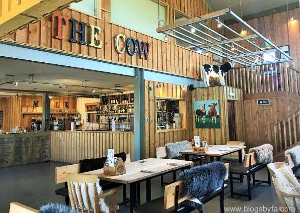 The Cow's Co. restaurant Isle of Wight