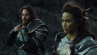 Escena de Warcraft. El origen