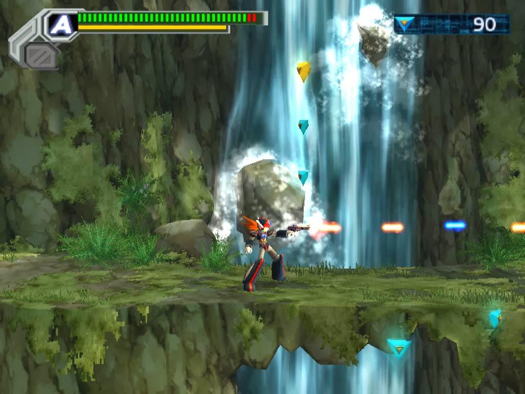 Megaman X8 Full Rip