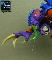 Tyranids Broodlord blood toxic effect tutorial