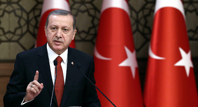 Presiden Erdogan Tolak Turki Menjadi Negara Islam