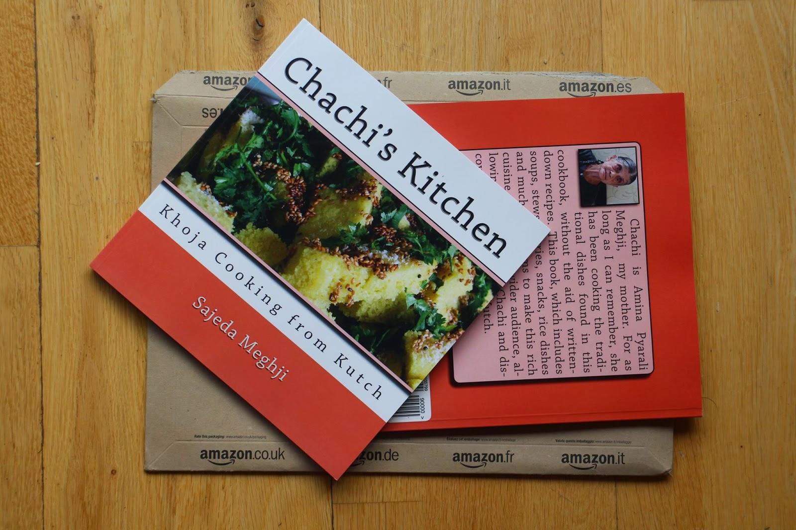 Chachi's Kitchen Cookbook