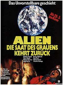 Alien Die Saat Des Grauens Kehrt Zurück