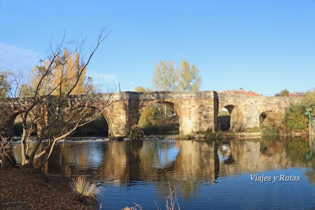 Puente Canto, Sahagún de Campos, León