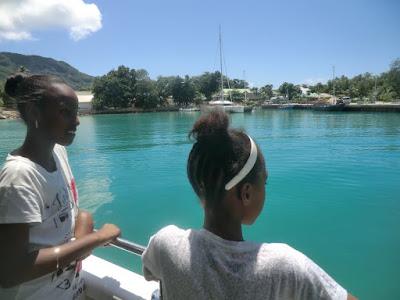 seychelles barco