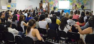 Professores de Teresópolis participam do curso de formação do PNAIC