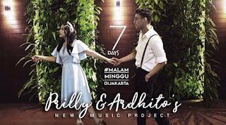 Download Lagu Mp3 Terbaru Prilly Latuconsina dan Ardhito Pramono - Malam Minggu di Jakarta