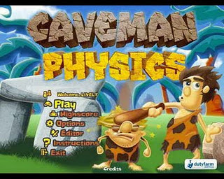 Caveman Physics Game, Game