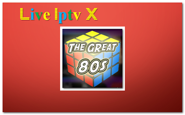 The Great 80's music addon
