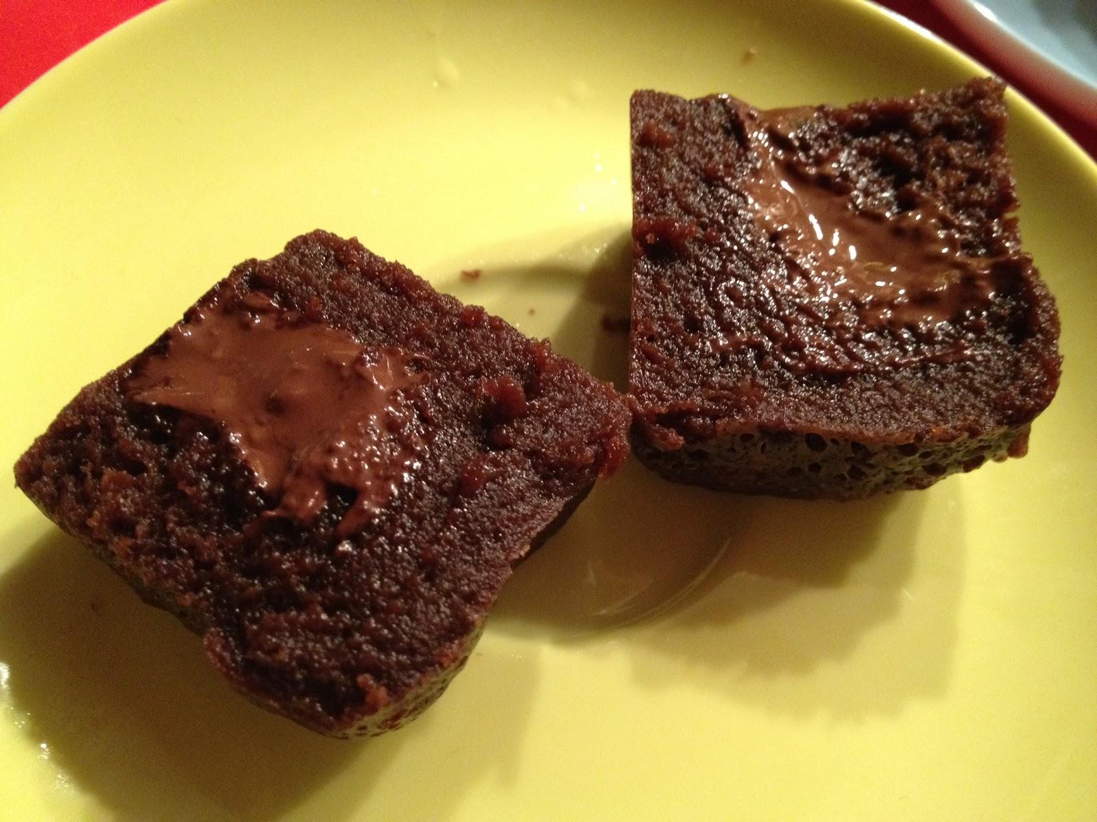 kochen von a bis z schokoladenk chlein mit fl ssigem kern aus dem dampfgarer. Black Bedroom Furniture Sets. Home Design Ideas