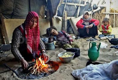 contoh kehidupan Kemiskinan