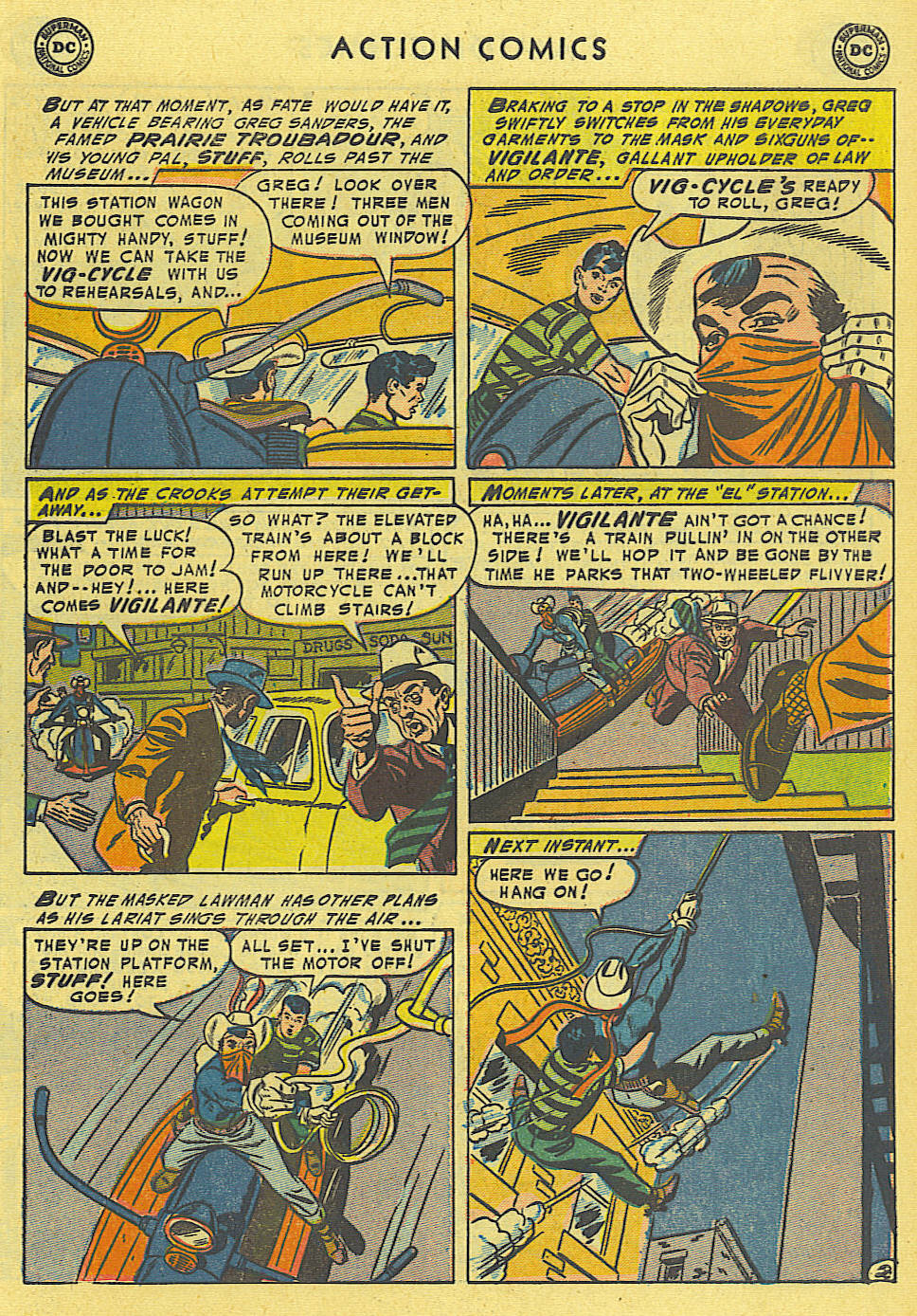 Read online Action Comics (1938) comic -  Issue #194 - 27