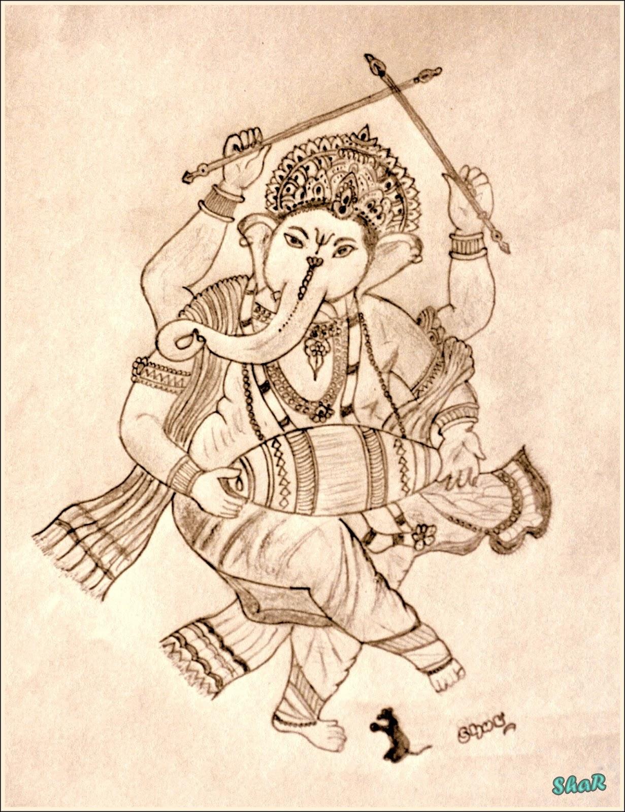 Happy vinayaka chaviti to all the visitors