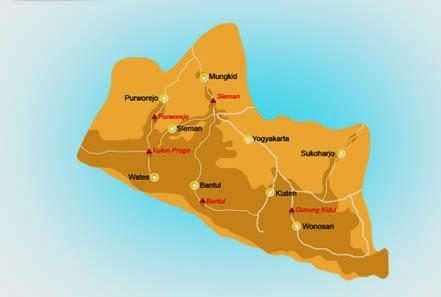Inilah Jangkauan Sinyal Ceria Di Indonesia
