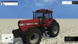 Case 7250 IH Magnum full washable tractor