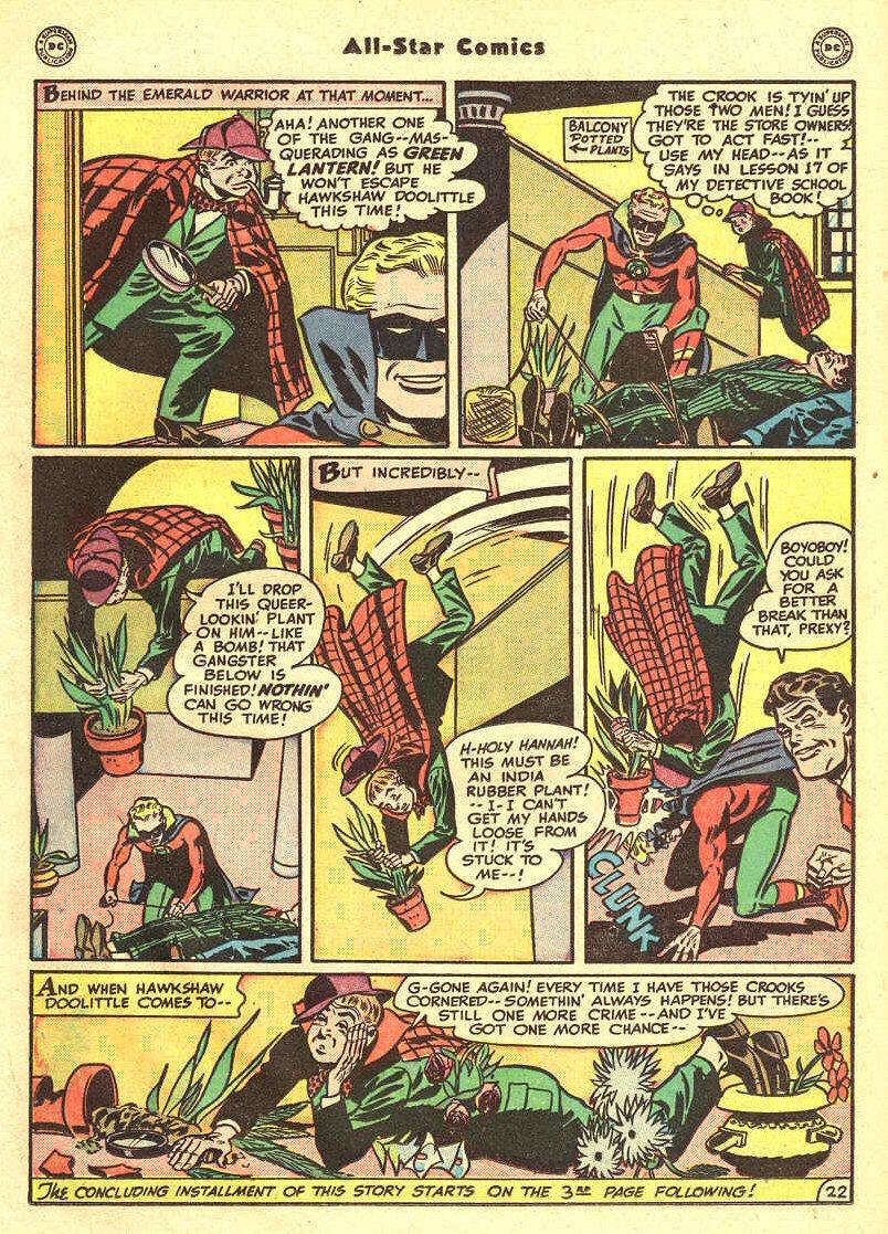 Read online All-Star Comics comic -  Issue #46 - 24