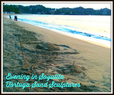 sayulita sand tortugas - photo by susan smith nash, ph.d.