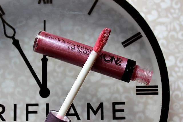 Губные помады от Oriflame:обзор и свотчи