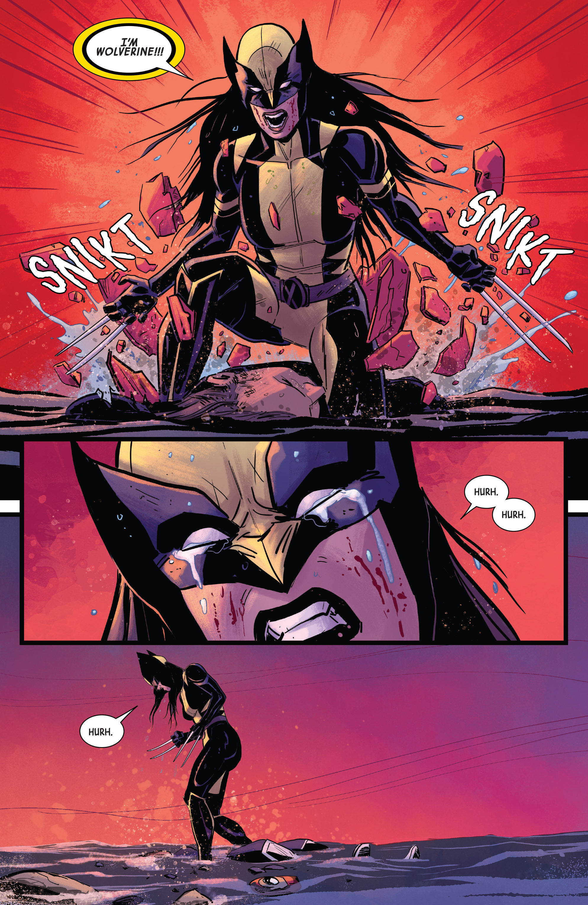 Read online All-New Wolverine (2016) comic -  Issue #18 - 20