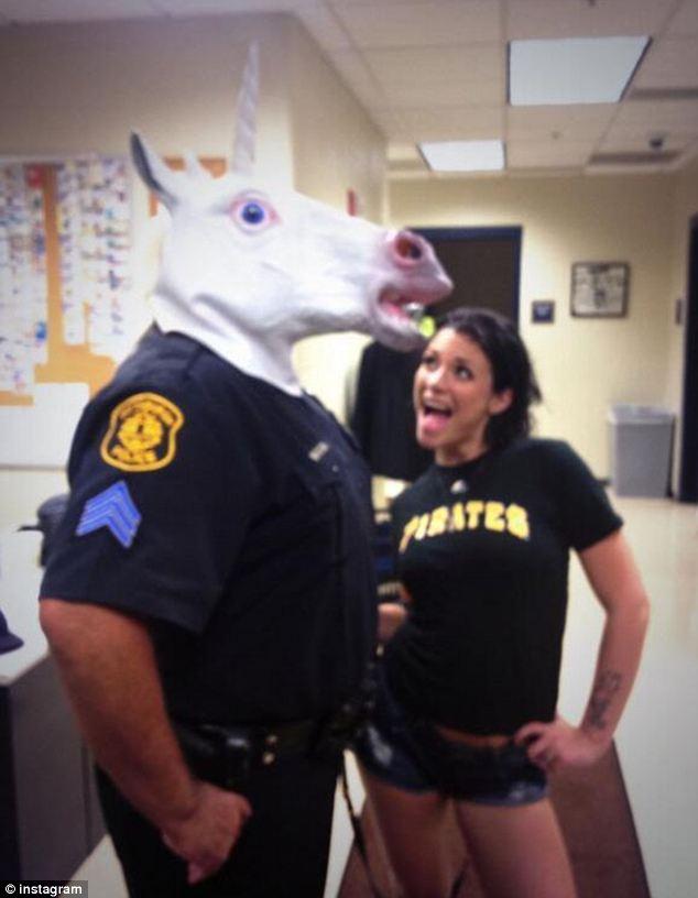 Cops Porn